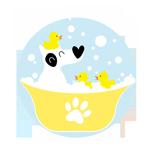 Shampoodlez Professional Dog Grooming Logo